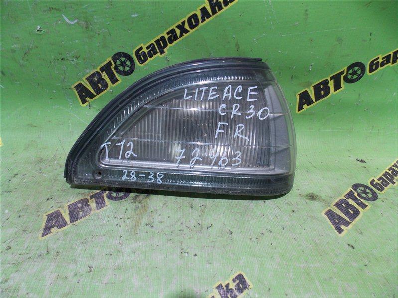 Габарит Toyota Liteace CR30 2C-T передний правый