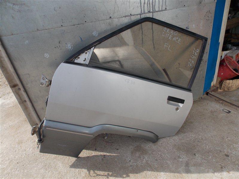Дверь Toyota Liteace CR30 2C-T передняя левая
