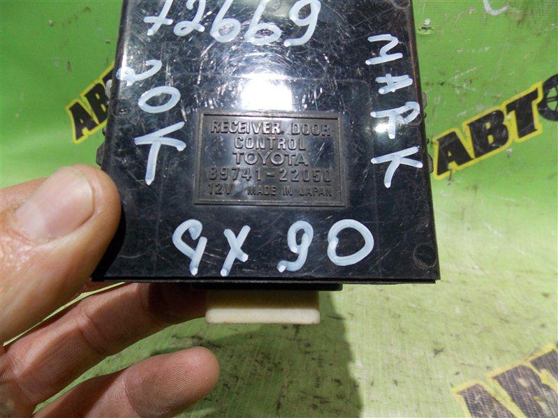 Блок управления дверьми Toyota Mark Ii GX90 1G