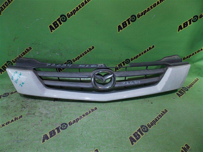 Решетка радиатора Mazda Demio DW3W