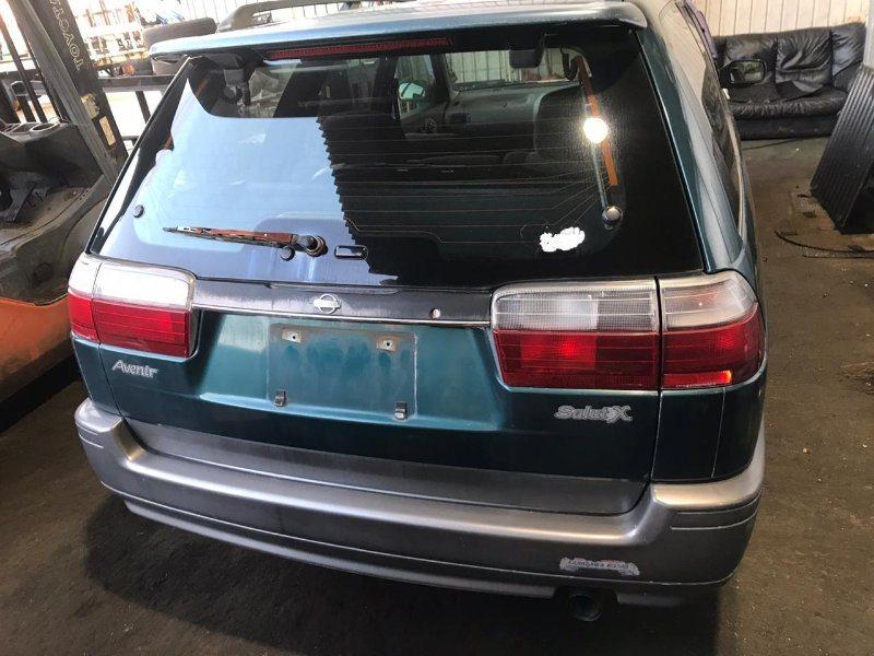 Дверь 5-я Nissan Avenir W10 SR18(DE) 1996 задняя