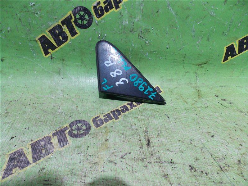 Уголок крыла Toyota Platz NCP12 1NZ-FE 2001 передний левый