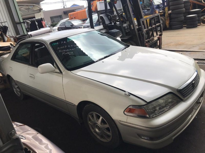 Капот Toyota Mark Ii GX100 1G-FE (BEAMS) 1999 передний
