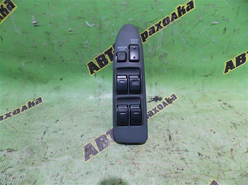 Пульт стеклоподъемника Toyota Corolla AE100 5A-FE 1995 передний правый