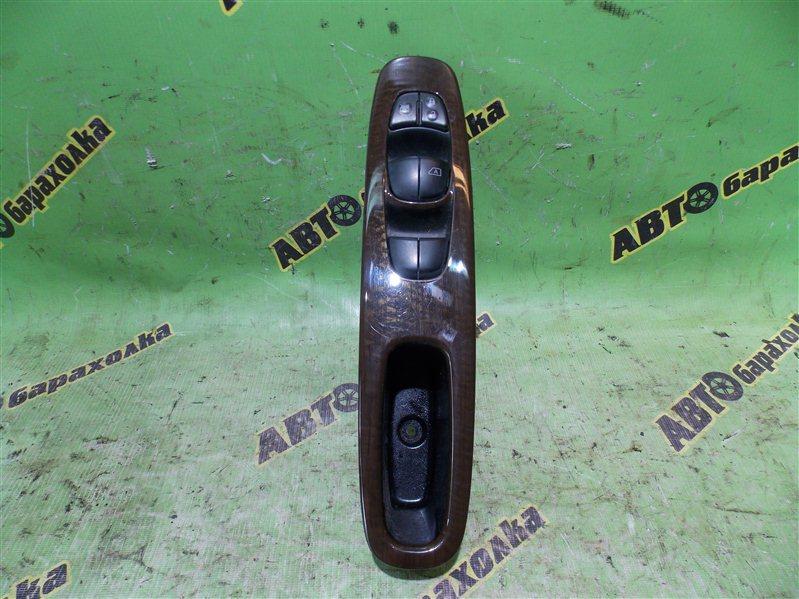 Пульт стеклоподъемника Nissan Serena C26 MR20(DD) 2010 передний правый
