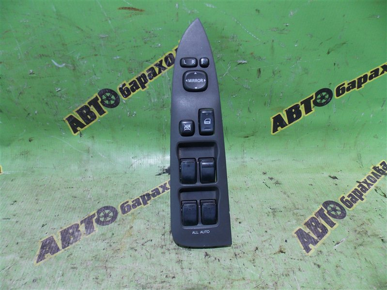 Пульт стеклоподъемника Toyota Raum NCZ20 1NZ-FE 2004 передний правый