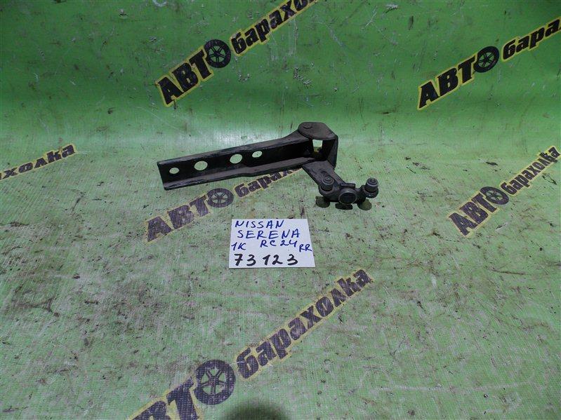 Ролик раздвижной двери Nissan Serena RC24 QR25(DE) 2002 задний правый