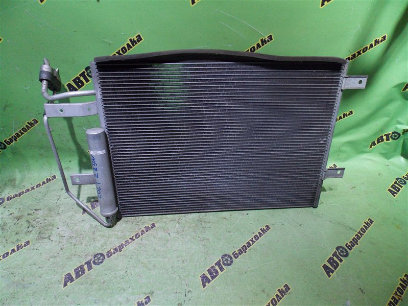 Радиатор кондиционера Mitsubishi Colt Plus Z23A 4A91 2008