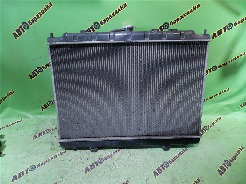 Радиатор основной Nissan Serena RC24 QR25(DE) 2002