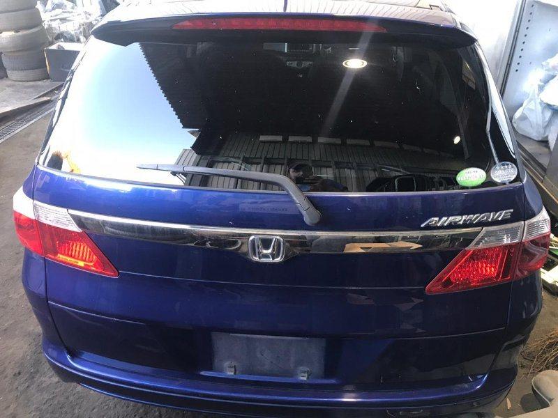 Бампер Honda Airwave GJ1 L15A 2009 задний