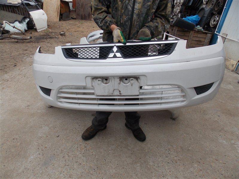 Бампер Mitsubishi Colt Plus Z23A 4A91 2008 передний