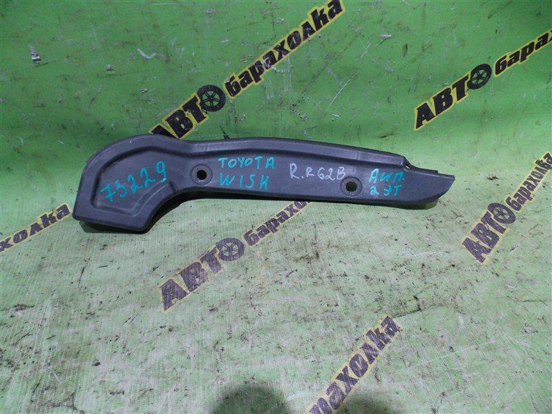 Подкрылок Toyota Ipsum SXM15 3S-FE 1999 задний правый