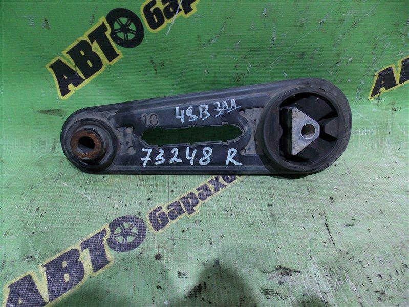 Подушка двигателя Nissan Tiida JC11 MR18 2005 задняя