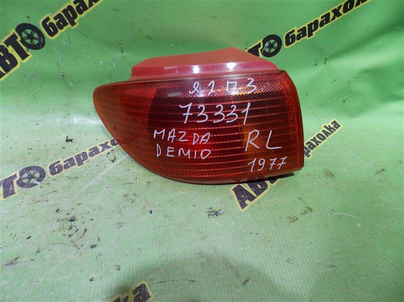Стоп Mazda Demio DY3W задний левый
