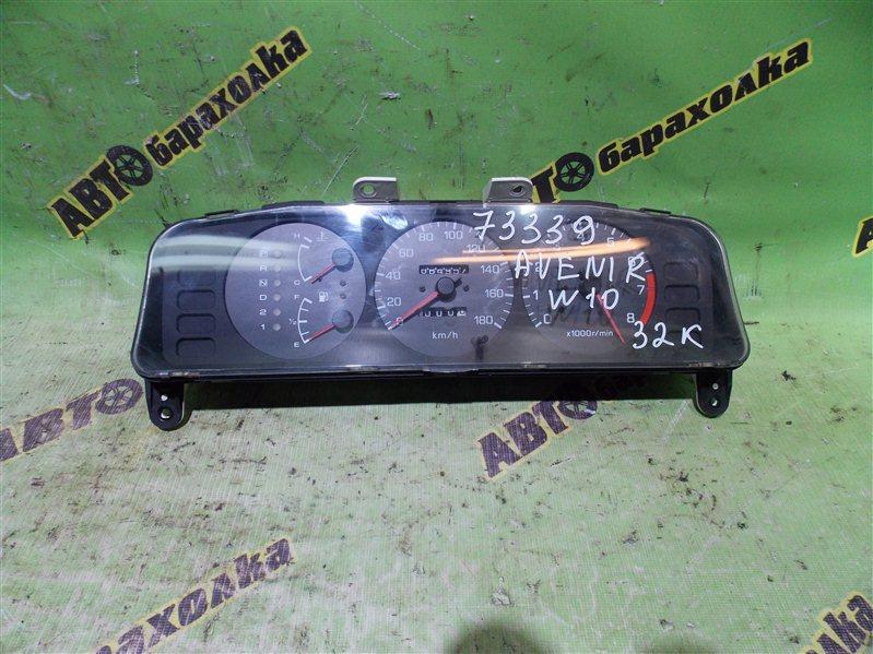 Спидометр Nissan Avenir W10 SR18(DE) 1996