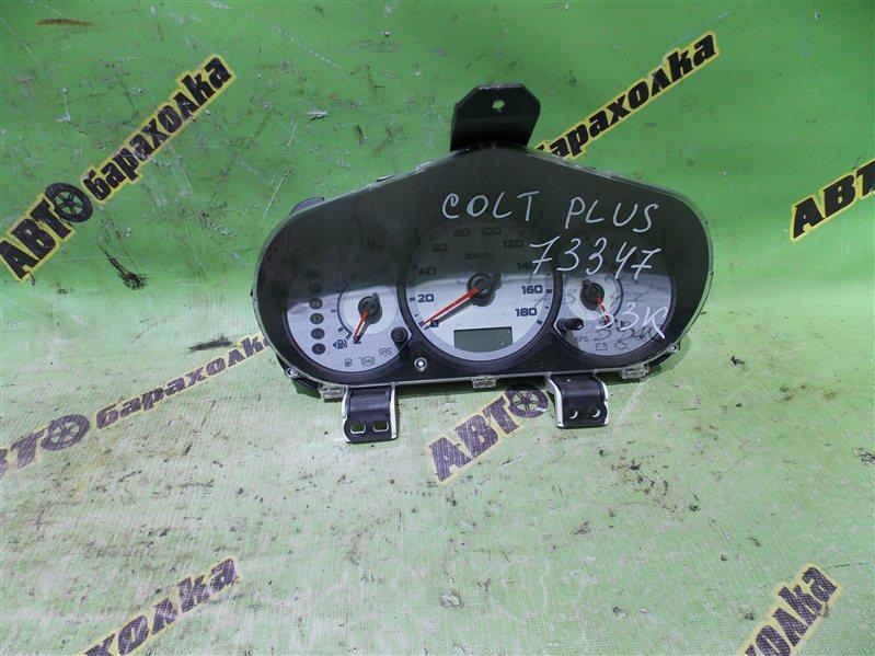 Спидометр Mitsubishi Colt Plus Z23A 4A91 2008