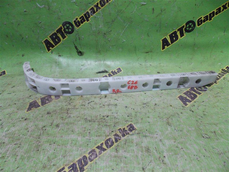 Крепление бампера Nissan Serena C26 MR20(DD) 2010 заднее правое