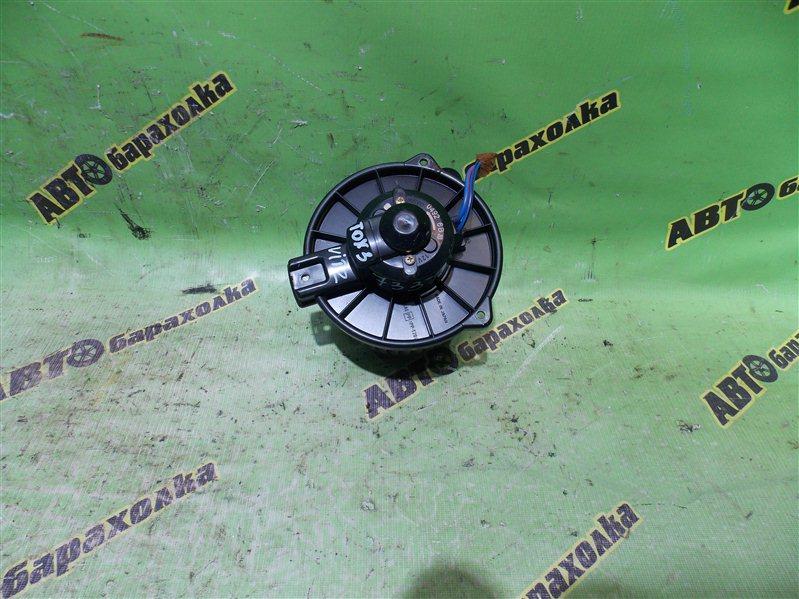 Мотор печки Toyota Vitz SCP10 1SZ-FE 2000