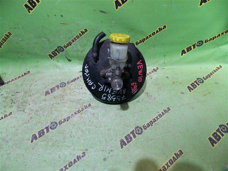 Главный тормозной цилиндр Nissan Avenir VEW10 GA16(DS) 1997