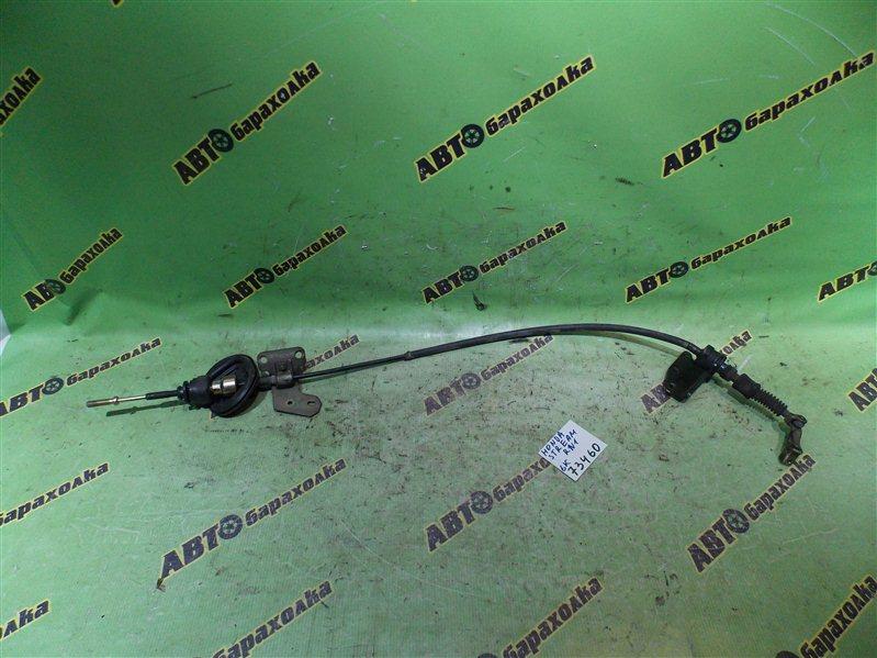 Трос переключения акпп Honda Stream RN1 D17A 2003