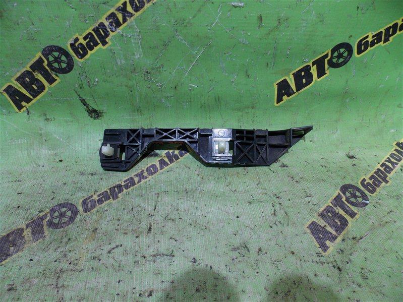 Крепление бампера Mitsubishi Colt Plus Z23A 4A91 2008 заднее левое