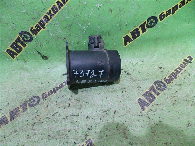Расходомер воздушный Nissan Serena RC24 QR25(DE) 2002
