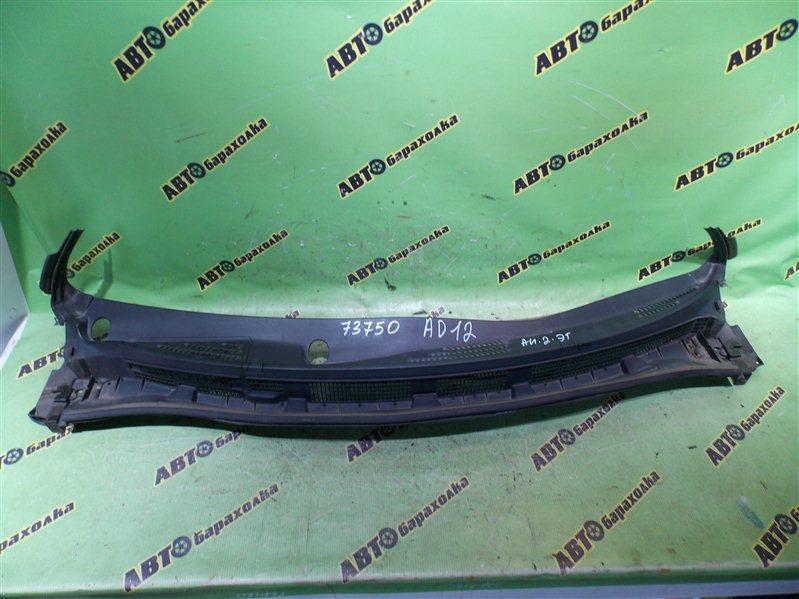 Жабо Nissan Ad VAY12 CR12(DE) 2011