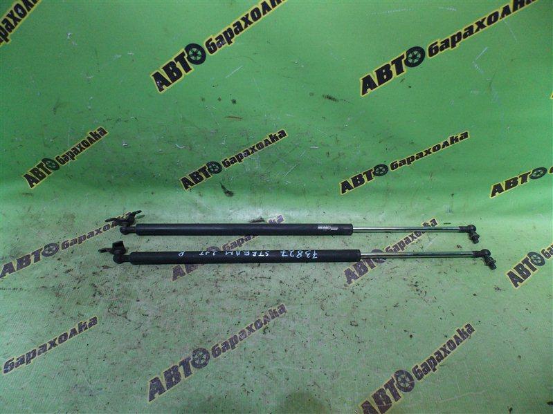 Амортизатор задней двери Honda Stream RN1 D17A 2003 задний