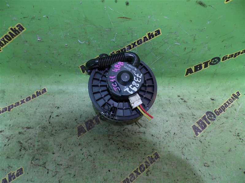 Мотор печки Nissan Tiida JC11 MR18 2005