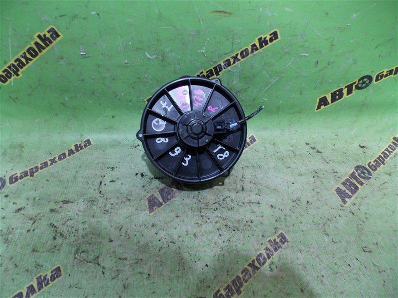 Мотор печки Toyota Aristo JZS160 2JZ-GE 1997 задний