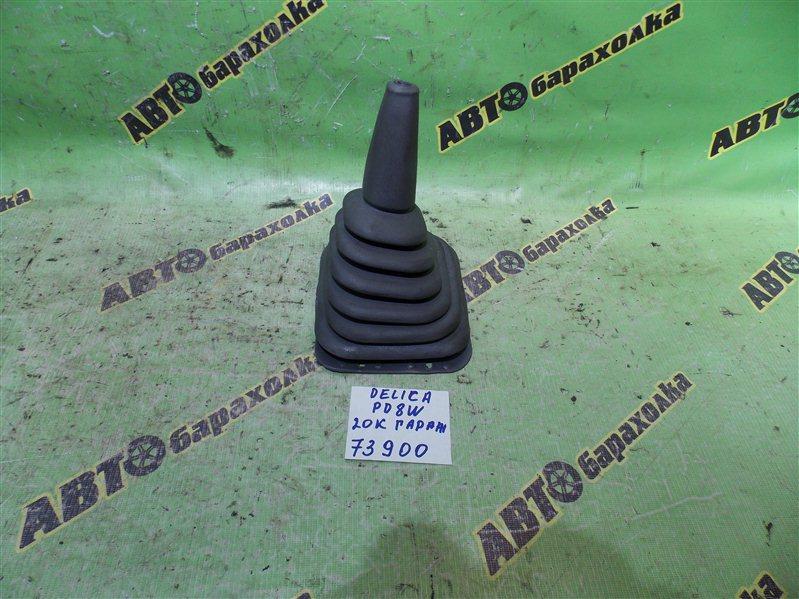 Кожух селектора раздатки Mitsubishi Delica PD8W 4M40 1999