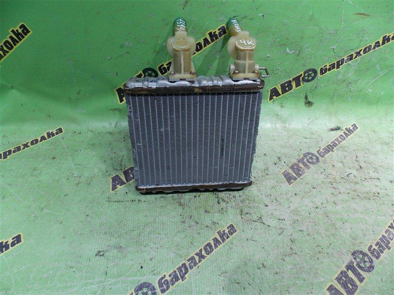 Радиатор печки Nissan Avenir W10 SR18(DE) 1996
