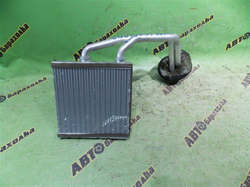 Радиатор печки Nissan Serena C26 MR20(DD) 2010