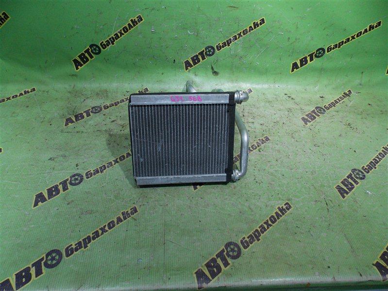 Радиатор печки Honda Airwave GJ1 L15A 2009