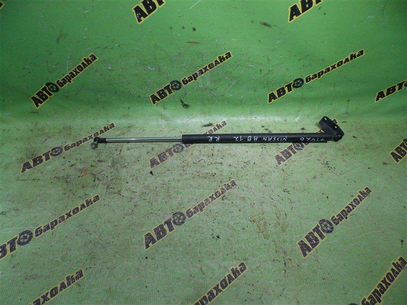 Амортизатор задней двери Nissan Ad VAY12 CR12(DE) 2011 задний правый