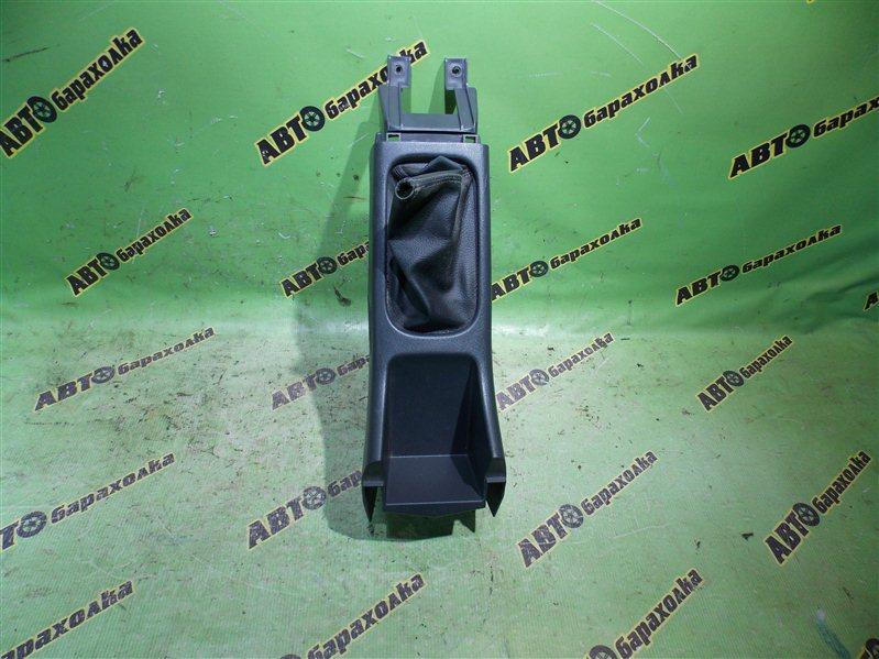 Консоль кпп Toyota Cami J122E K3-VE 2001