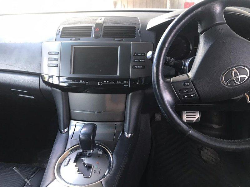 Магнитофон Toyota Mark X GRX120 4GR-FSE 2006