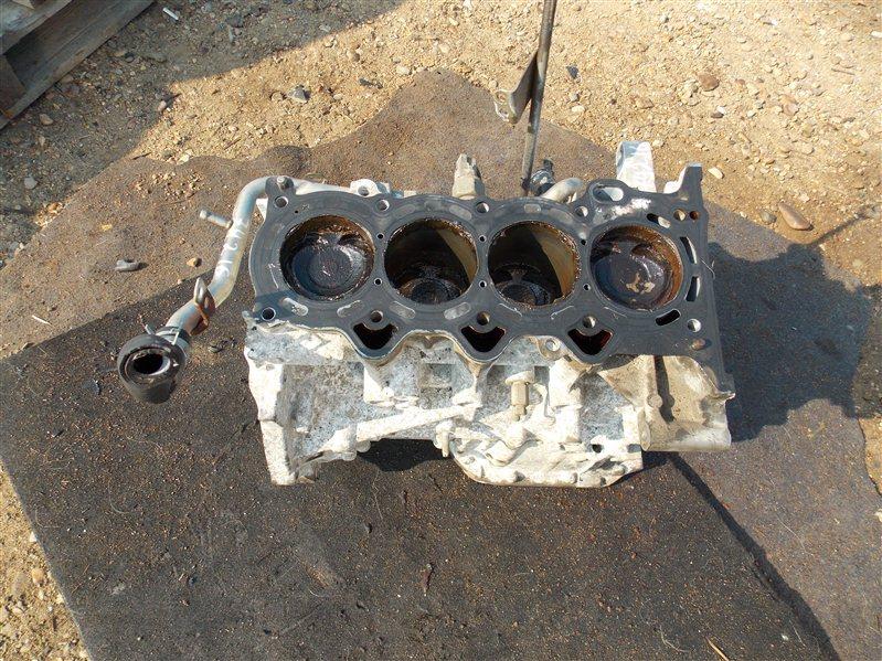 Блок двигателя Toyota Platz NCP12 1NZ-FE 2001