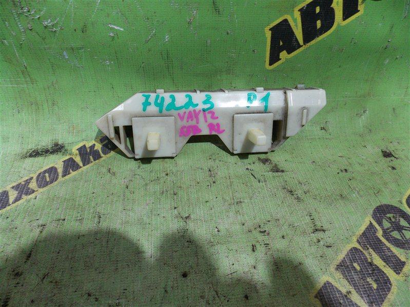 Крепление бампера Nissan Ad VAY12 CR12(DE) 2011 заднее левое
