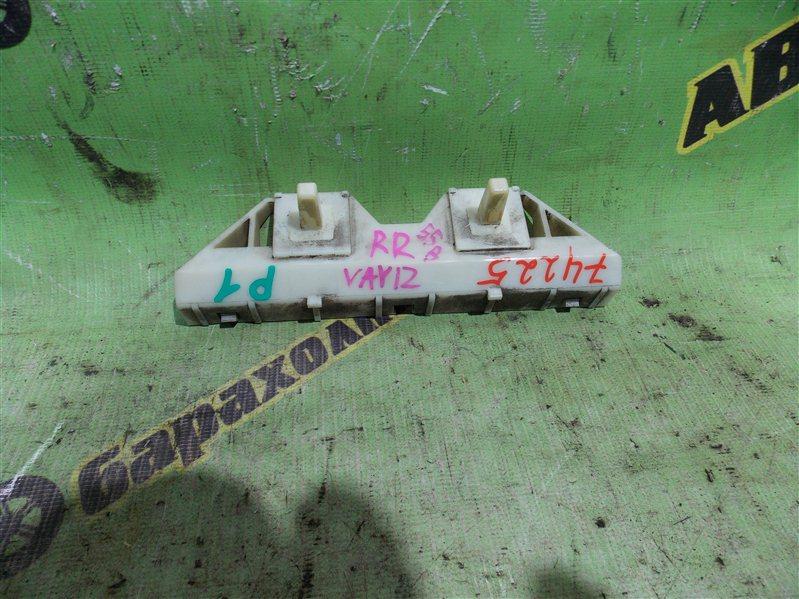 Крепление бампера Nissan Ad VAY12 CR12(DE) 2011 заднее правое