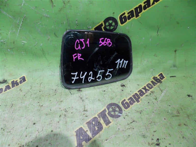 Полотно зеркала Honda Airwave GJ1 L15A 2009 переднее правое