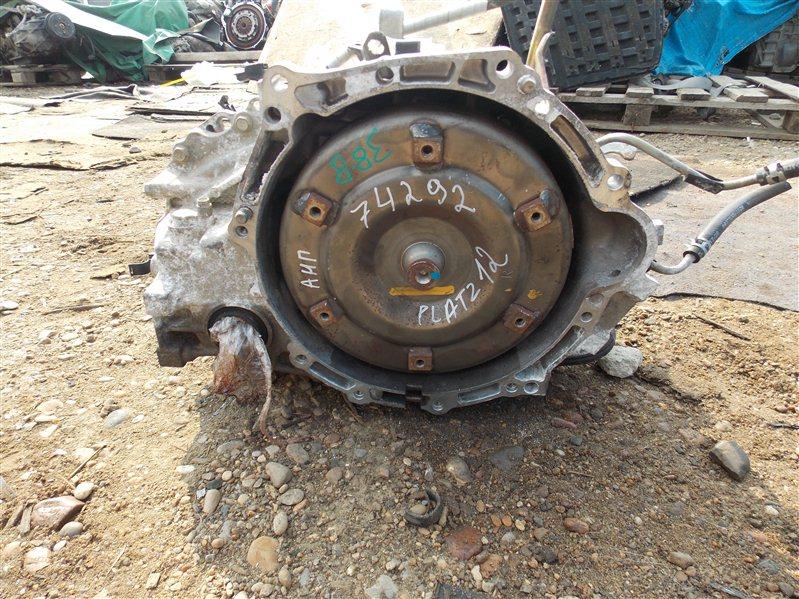Акпп Toyota Platz NCP12 1NZ-FE 2001