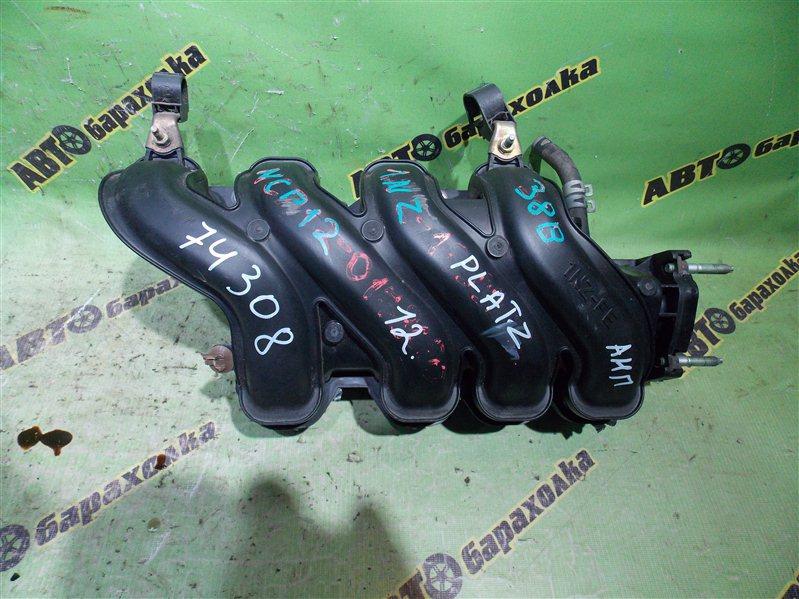 Коллектор впускной Toyota Platz NCP12 1NZ-FE 2001