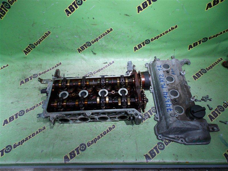 Головка блока цилиндров Toyota Platz NCP12 1NZ-FE 2001