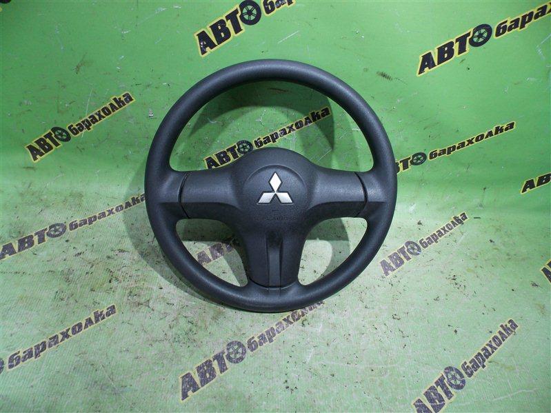 Руль с airbag Mitsubishi Colt Plus Z23A 4A91 2008