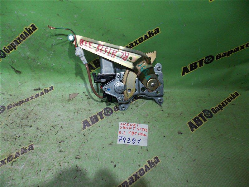 Стеклоподъемник Suzuki Swift HT51S M13A 2005 задний левый