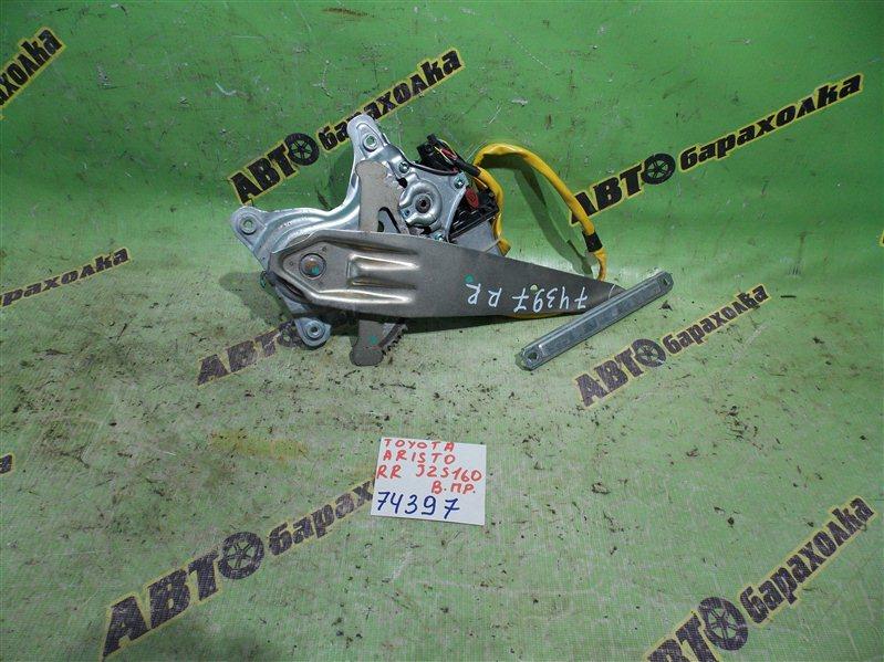 Стеклоподъемник Toyota Aristo JZS160 2JZ-GE 1997 задний правый