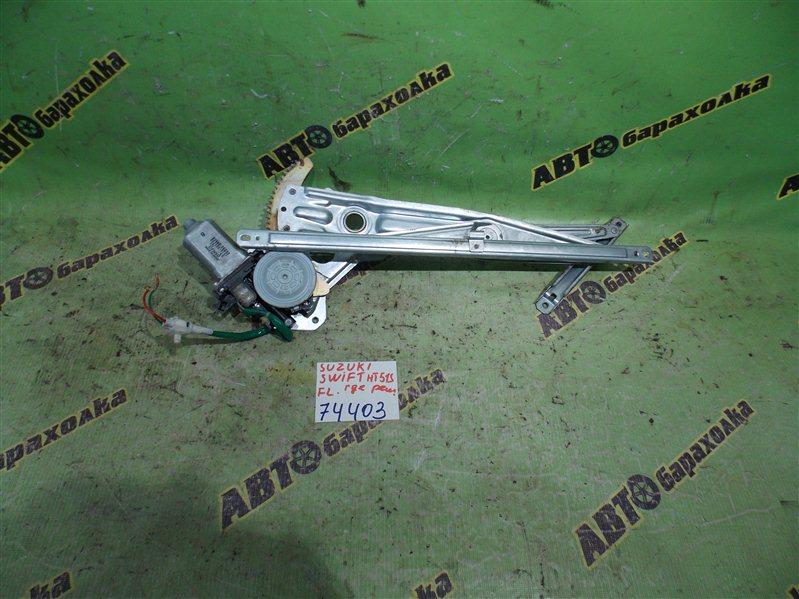 Стеклоподъемник Suzuki Swift HT51S M13A 2005 передний левый