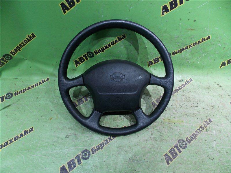 Руль с airbag Nissan Avenir W10 SR18(DE) 1996