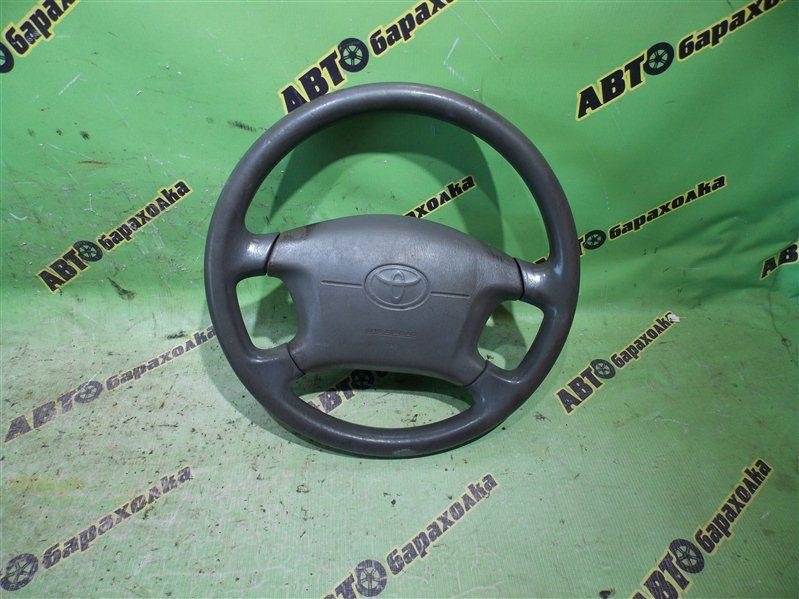 Руль с airbag Toyota Ipsum SXM15 3S-FE 1999
